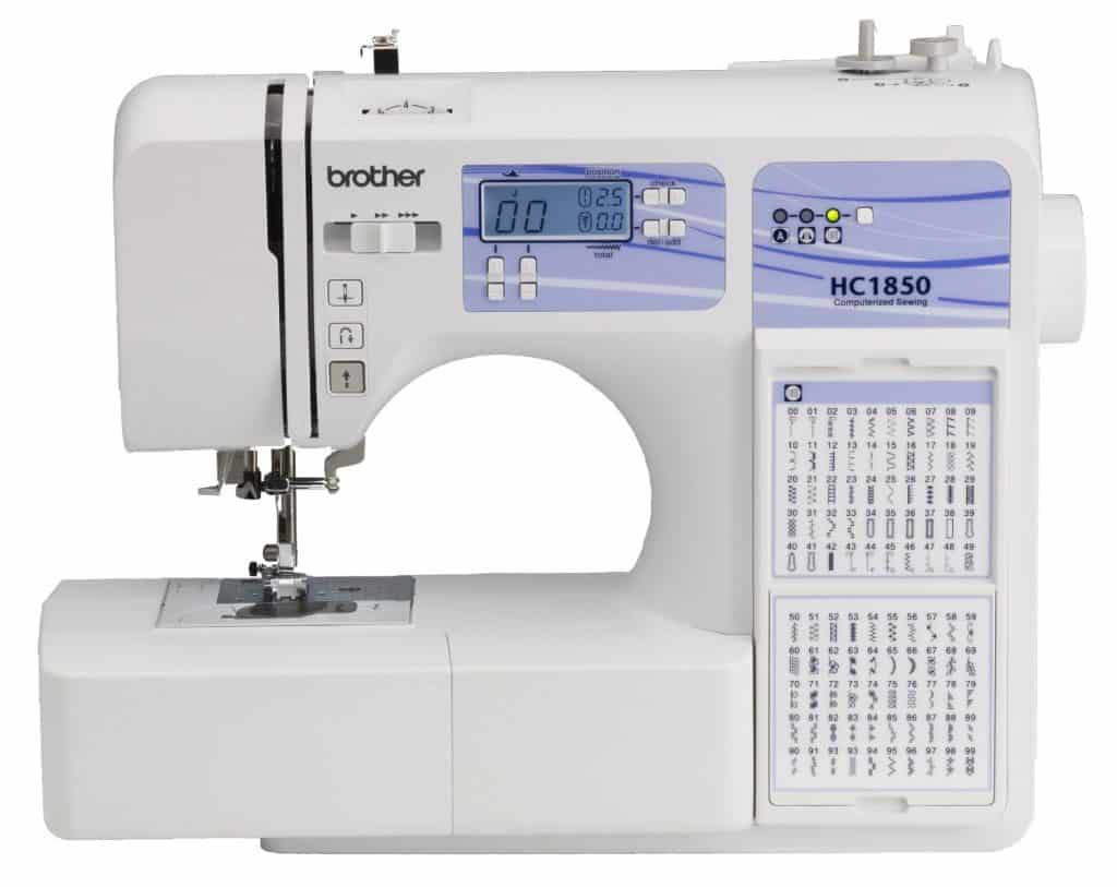 Brother HC1850 Computerized Sewing Machine Review