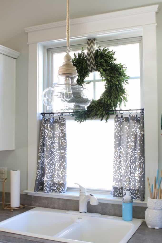 15 Budget Friendly Kitchen Curtain Ideas Sheloves2sew Com