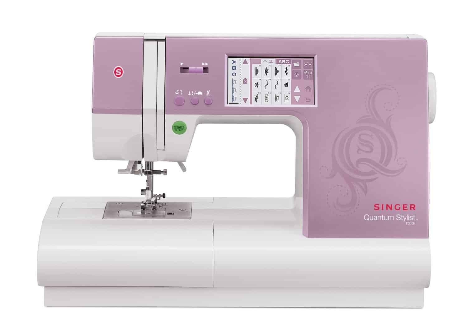Singer Quantum Stylist TOUCH 9985 Sewing Machine Review