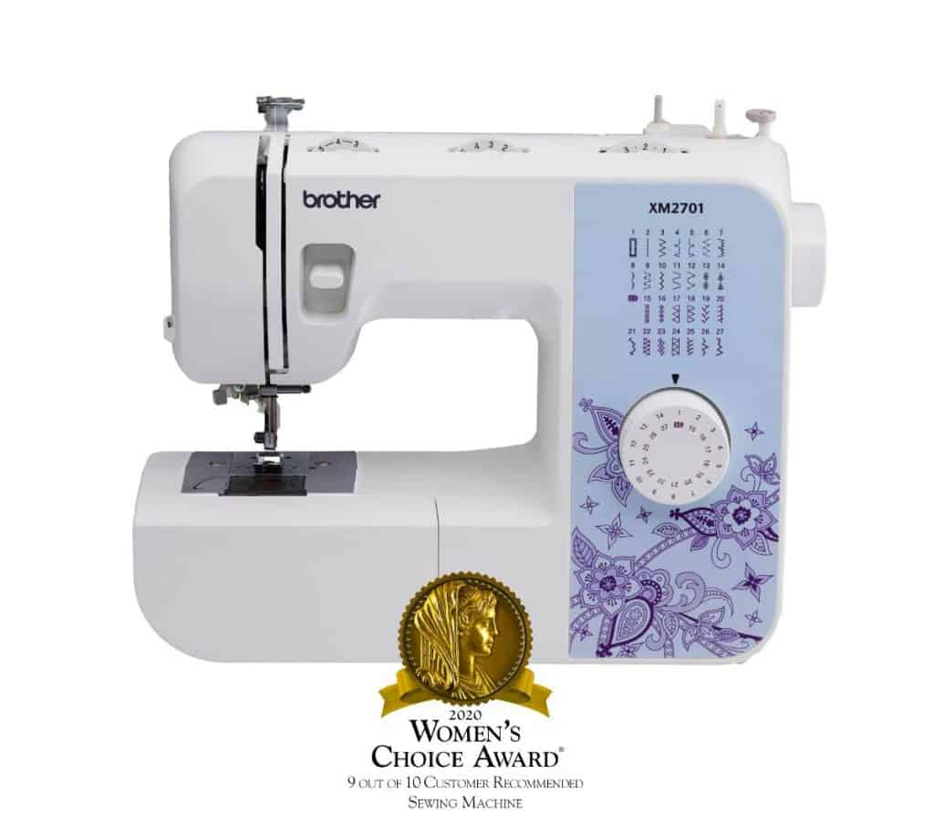 Brother XM2701 Manual Sewing Machine