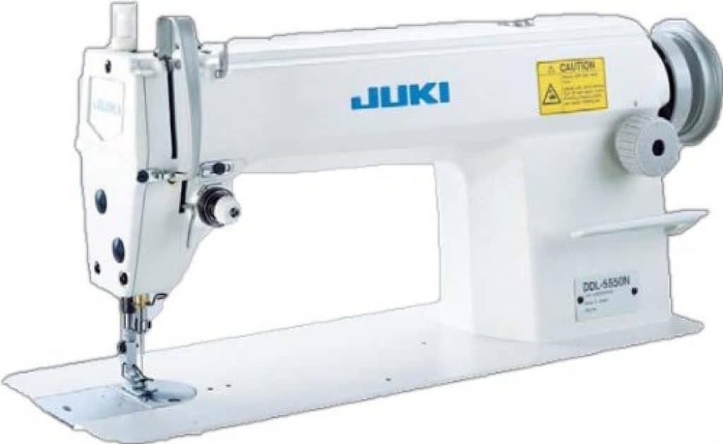 The Juki DDL-5550N