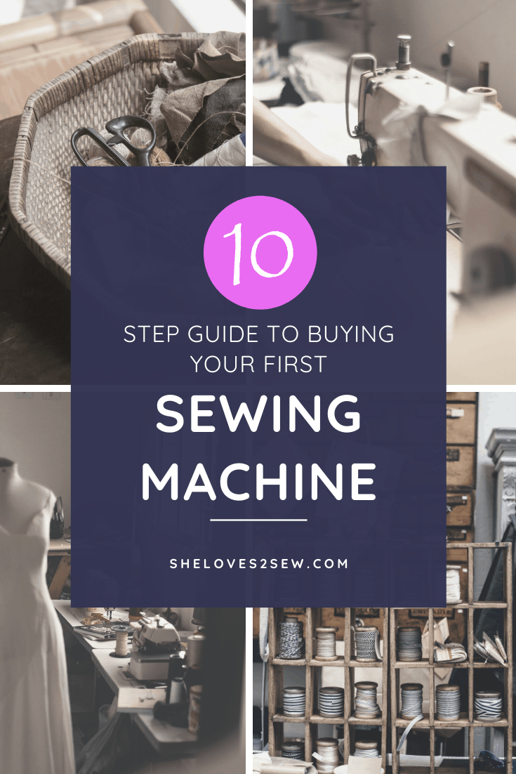 Buying a Sewing Machine Beginners Guide