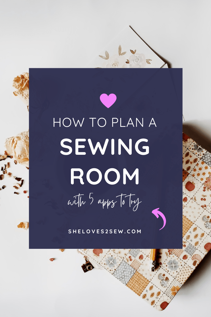 How to Plan a Sewing Room