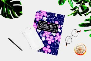 Quilting Journal Book